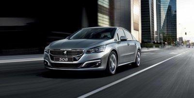 Giá xe Peugeot 508 2020