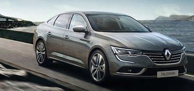 Bảng giá xe Renault Talisman mới nhất.