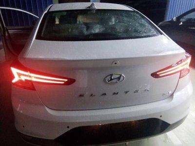 Xem trước loạt ảnh bộ đôi Hyundai Tucson và Elantra 2019 sắp ra mắt Việt Nam a8