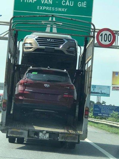 Xem trước loạt ảnh bộ đôi Hyundai Tucson và Elantra 2019 sắp ra mắt Việt Nam a4