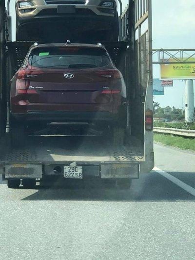 Xem trước loạt ảnh bộ đôi Hyundai Tucson và Elantra 2019 sắp ra mắt Việt Nam a3