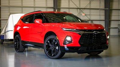 Chevrolet Blazer đời 2019