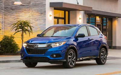 Honda HR-V AWD 2019