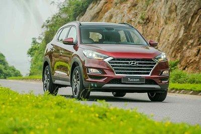 Thông số kỹ thuật chi tiết Hyundai Tucson 2019 vừa ra mắt Việt Nam a1