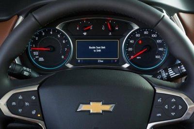 Chevrolet trình làng công nghệ bắt buộc thắt dây an toàn 3