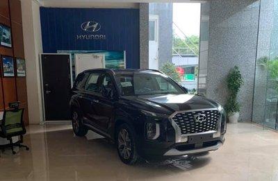 Thêm ảnh Hyundai Palisade 2019 tại trụ sở của HTC? a1