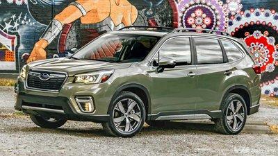 Subaru Forester đời 2019