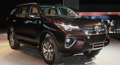 Những điều bạn cần biết về mẫu xe đứng đầu phân khúc Toyota Fortuner.