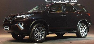 Những điều bạn cần biết về mẫu xe đứng đầu phân khúc Toyota Fortuner - Ảnh 1.