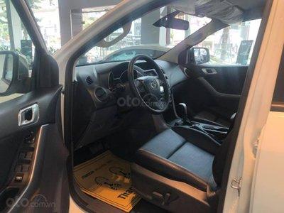 Nội thất Mazda BT-50 2020 đang mở bán tại Việt Nam.
