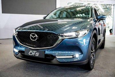 Thiết kế ngoại thất Mazda CX-5 2019.
