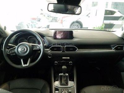Khoang nội thất Mazda CX-5 2019 thế hệ mới tại Việt Nam..