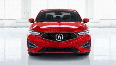 Đầu xe Acura ILX 2019.