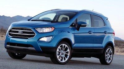 Ford EcoSport 2019.