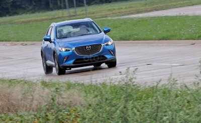 Ưu nhược điểm của Mazda CX-3 2019