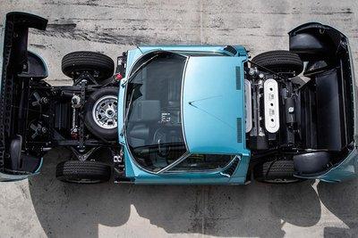 Lamborghini Miura 1971 được hồi sinh với vẻ đẹp vượt thời gian a9