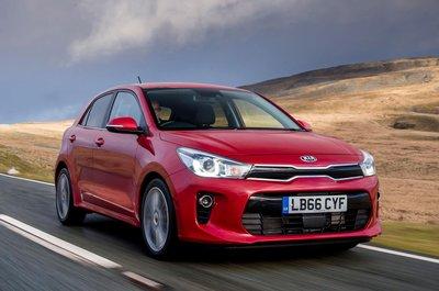 Điểm danh 5 mẫu xe động cơ 1.0L đáng mua nhất năm 2019 9