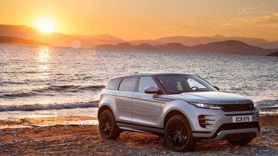 Top 10 xe mới dùng bán lại sau 1 năm sử dụng: Range Rover Evoque không hài lòng
