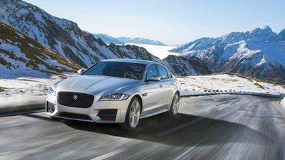Top 10 xe mới dùng bán lại sau 1 năm sử dụng: Jaguar XF đẹp nhưng đắt