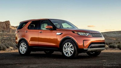 Top 10 xe mới dùng bán lại sau 1 năm sử dụng: Land Rover Discovery Sport kém tin cậy