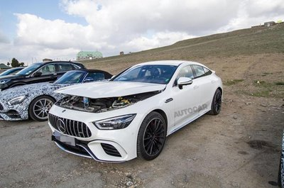 Mercedes-AMG GT 73 2020 sắp ra mắt có gì hấp dẫn? a1