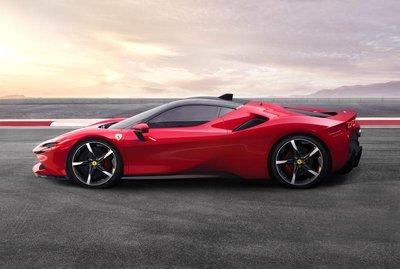 Khám phá siêu xe Ferrari SF90 Stradale: Sức hấp dẫn không nằm ở con số 1000 mã lực! a4