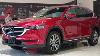 Giá lăn bánh xe Mazda CX-8 2019 bao nhiêu?.