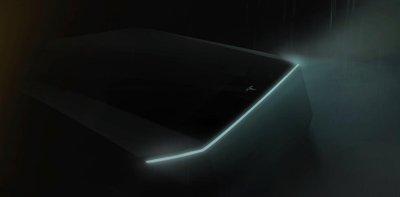 Hình ảnh về mẫu bán tải chạy điện của Tesla lần đầu tiên được hé lộ vào cuối năm 2018...
