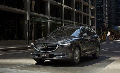 Mazda CX-8 2019 sắp được giới thiệu tại Việt Nam...
