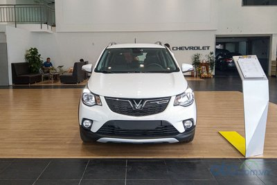 Bảng giá phụ kiện chính hãng đắt đỏ nếu khách hàng tùy chọn trang bị xe VinFast Fadil  a1