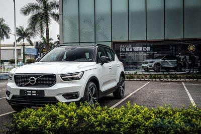 Giá lăn bánh xe Volvo XC40 2019 mới nhất tại Việt Nam a1