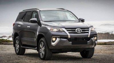 Toyota Fortuner 2019 tại Việt Nam...