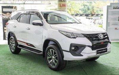 Toyota Fortuner TRD Sportivo 2019...