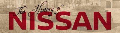 Lịch sử huy hoàng của Nissan