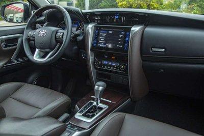 Toyota Fortuner 2019 3