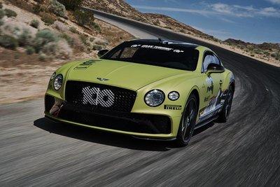 Bentley Continental GT lên kế hoạch thiết lập kỷ lục mới tại giải đua Pikes Peak Hill Climb 2019 1