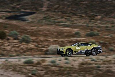Bentley Continental GT lên kế hoạch thiết lập kỷ lục mới tại giải đua Pikes Peak Hill Climb 2019 a5