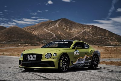 Bentley Continental GT lên kế hoạch thiết lập kỷ lục mới tại giải đua Pikes Peak Hill Climb 2019 a4