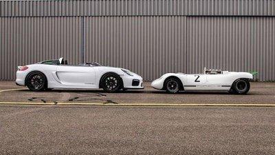 """Ngắm """"siêu phẩm"""" Porsche Boxster Berspyder sản xuất với số lượng cực ít a2"""