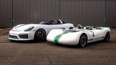 """""""Siêu phẩm"""" Porsche Boxster Berspyder - Bản concept không thuộc về người tiêu dùng a1"""