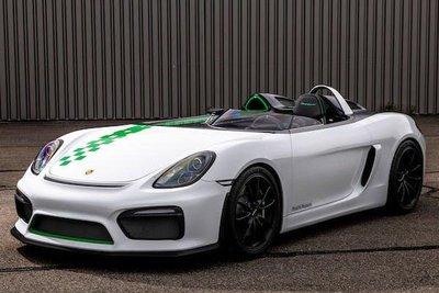 """Ngắm """"siêu phẩm"""" Porsche Boxster Berspyder sản xuất với số lượng cực ít a3"""