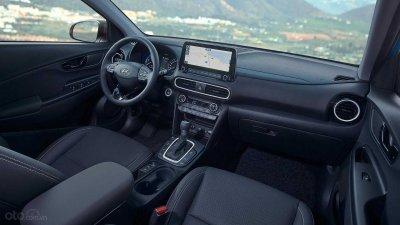 Hyundai Kona 2019 Hybrid hiện đại