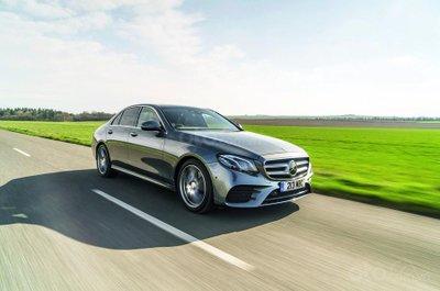 Xế sang Mercedes-Benz EQE 2022 sẽ xuất xưởng nhờ sự hợp tác của nhiều đối tượng