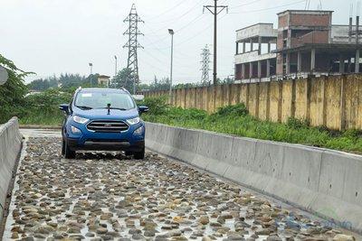 Đường thử mới của Ford Việt Nam.