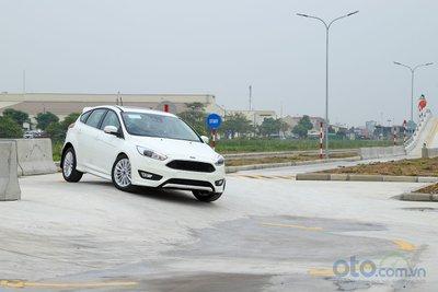 đường thử mới của Ford Việt Nam 5.
