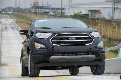 đường thử mới của Ford Việt Nam 2.