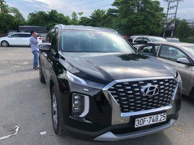 Hyundai Palisade 2019 ra biển số tại Việt Nam, ngày ra mắt không còn xa a1