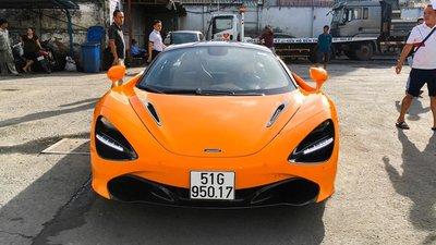 """Chiếc McLaren 720S thứ 5 vừa về Việt Nam phục vụ """"dân chơi"""" Sài Gòn a1"""