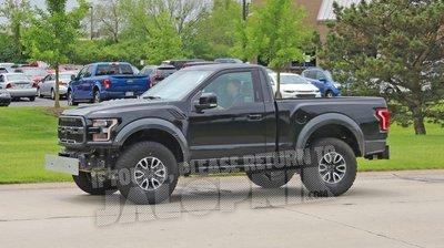 Ford âm thầm chạy thử mẫu bán tải mới, ngoại hình giống Ford F-150 và Ranger a8