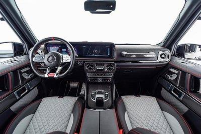 Mercedes-AMG G63 mạnh mẽ hơn, hấp dẫn hơn với hai bản độ đặc biệt từ Brabus a6